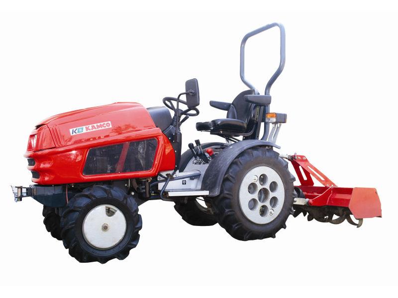 KAMCO Tractor TeraTrac2