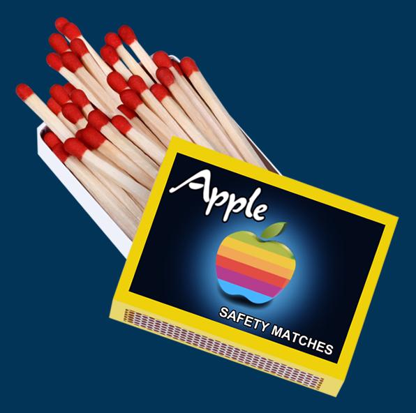 Product image of Nizam Matches - Applewax Matches