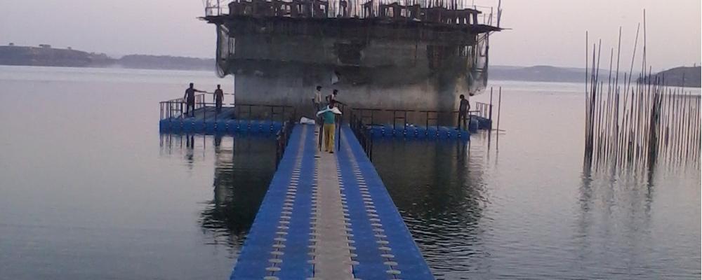 Incodock Floating walkway