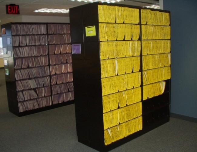 Racks in Dallas by Storage Equipment Company Inc
