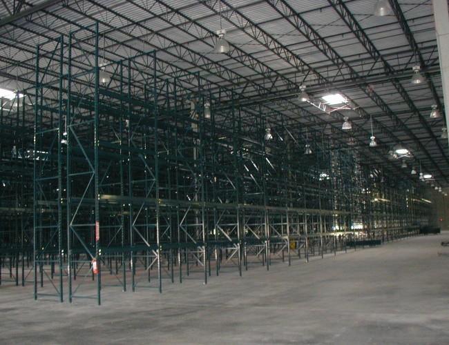 Storage Equipment for Heavy Loads