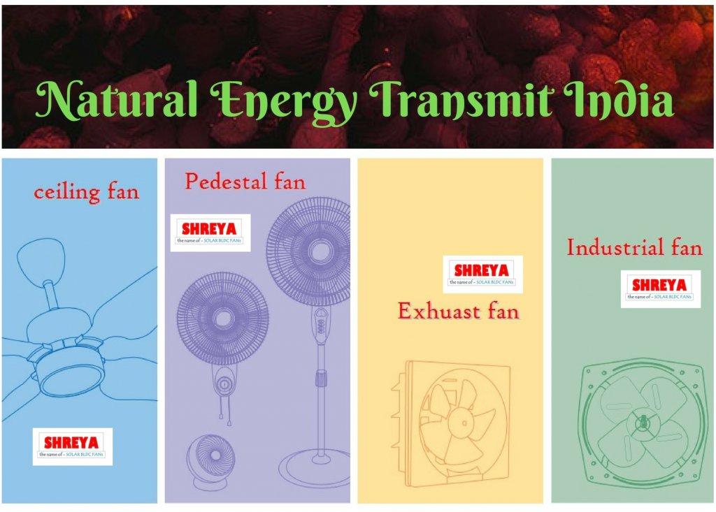 netindia solar, shreya fan, solar shreya fan, bldc shreya fan, netindiasolar,