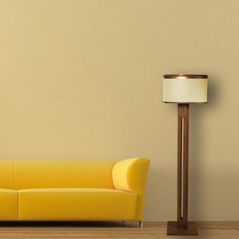 Geo Standing Lamp