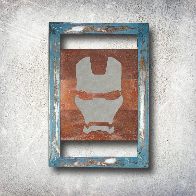 Iron Man Wall Art