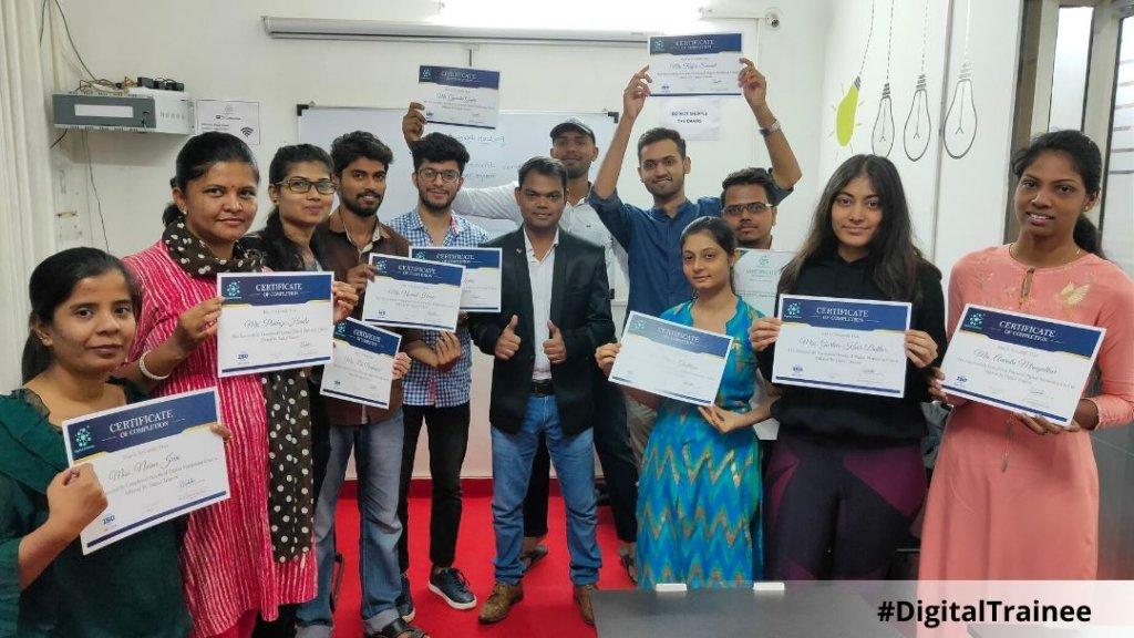 Digital Trainee Vimannagar