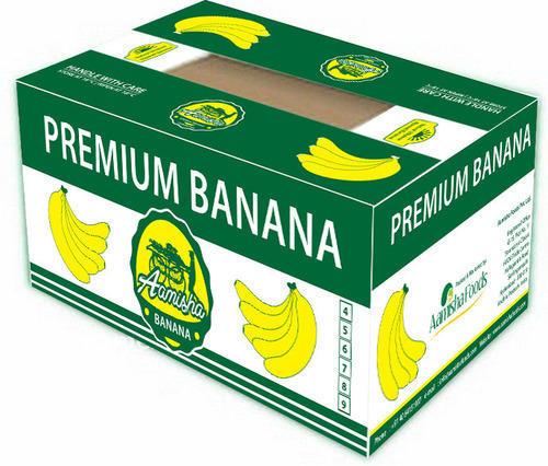 Telescopic Banana Box
