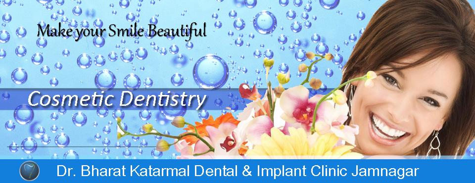 best cosmetic dentist of jamnagar