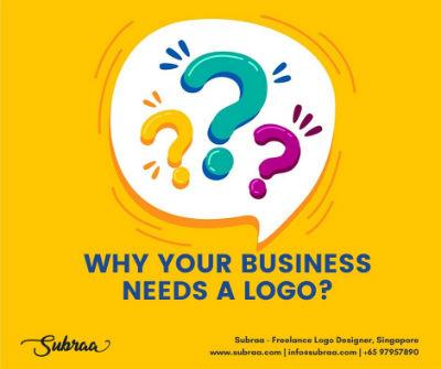 Design a Creative and Attractive Logo Design by Subraa Freelance Logo Designer Singapore