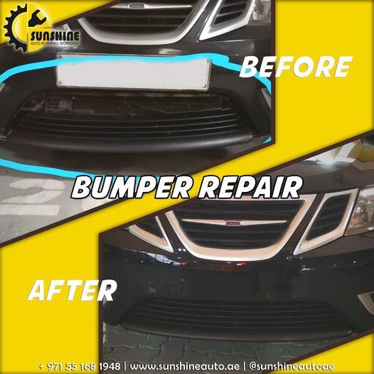 Car scratch repair dubai