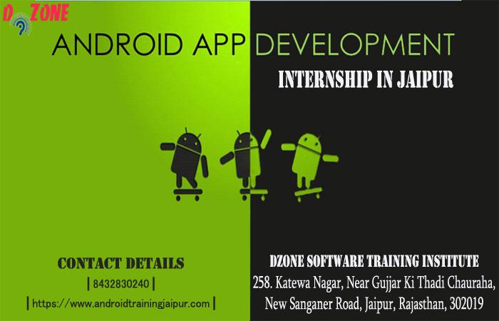 Android Course Training Institute in Jaipur