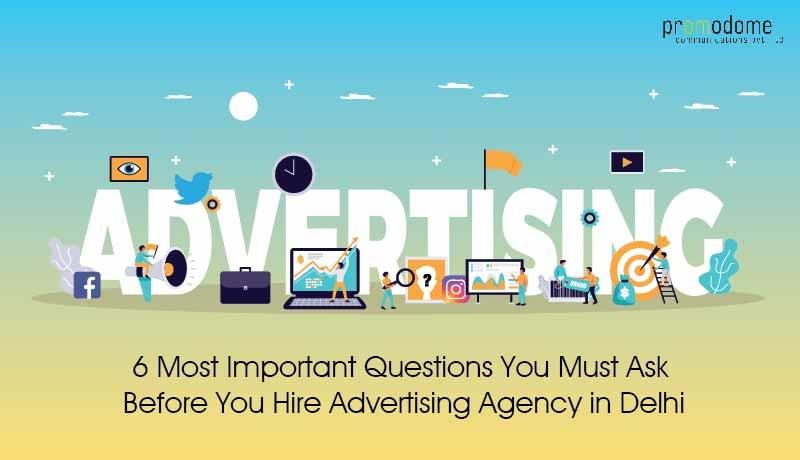 best advertising company in delhi