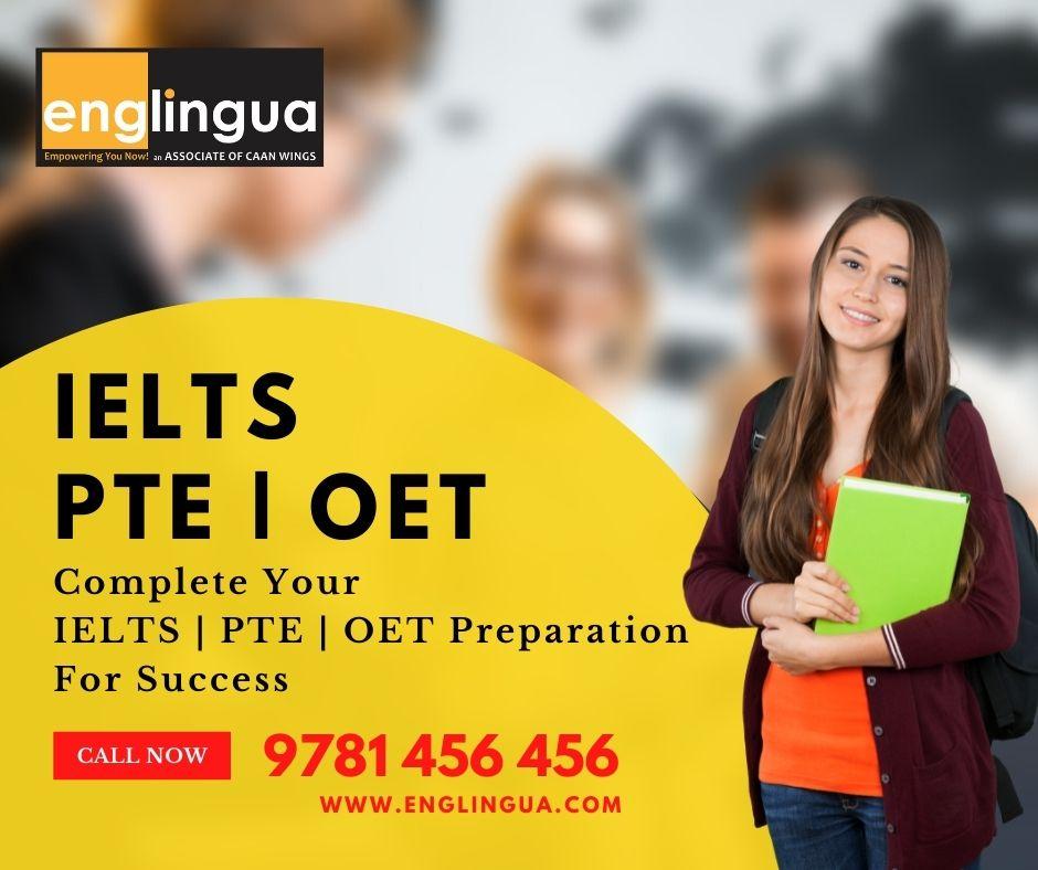IELTS| PTE| OET institute in Jalandhar, Punjab- India