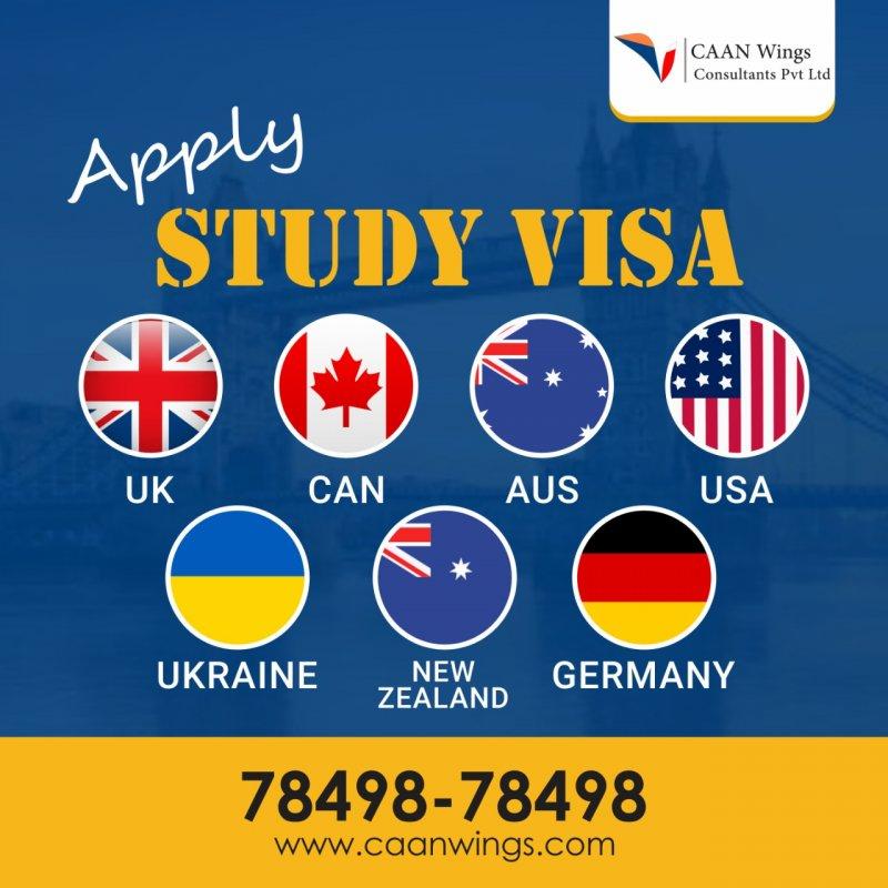 Study Visa Consultant in Jalandhar, Punjab- India