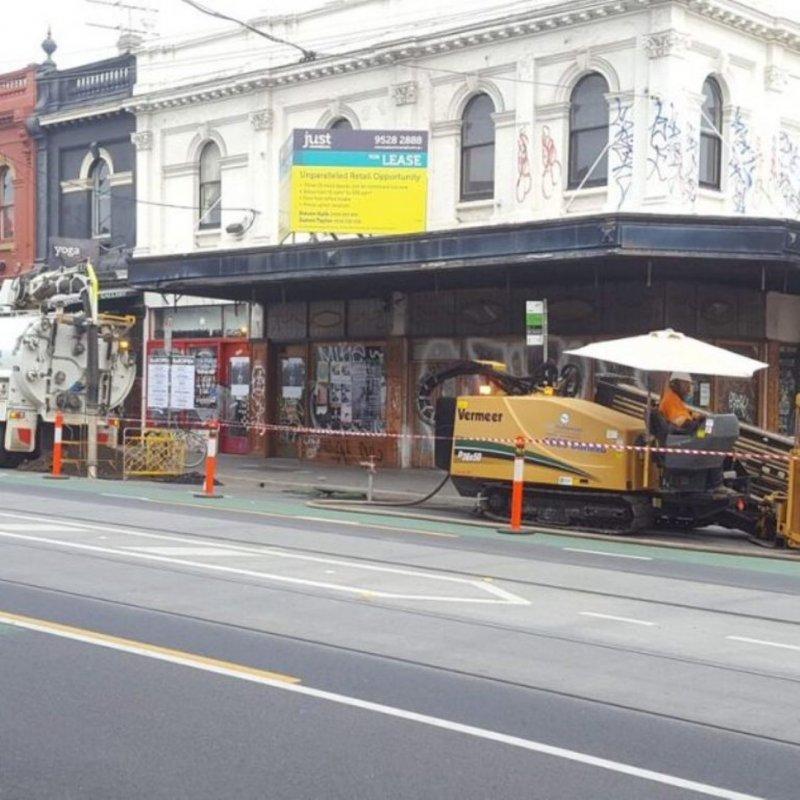 Under Road Boring Melbourne