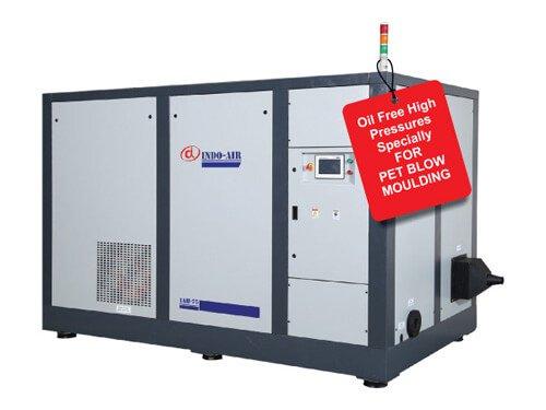 Oil Free High Volume Low Pressure Air Compressor