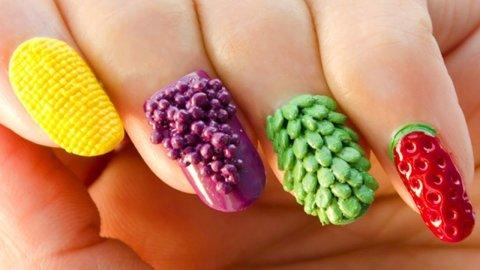 Japanese Nail Art Training