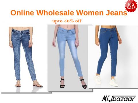 Wholesale Women Jeans