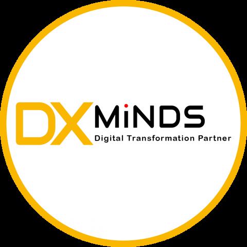 DxMinds Logo