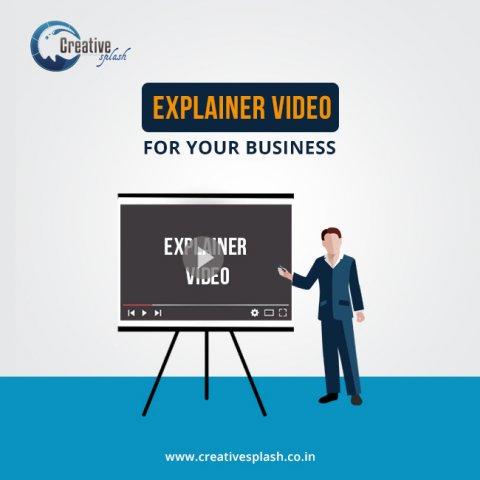 Explainer video production services