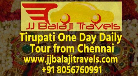 JJ Balaji Travels