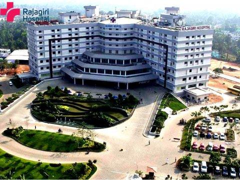 Rajagiri Hospital Aluva, Kerala