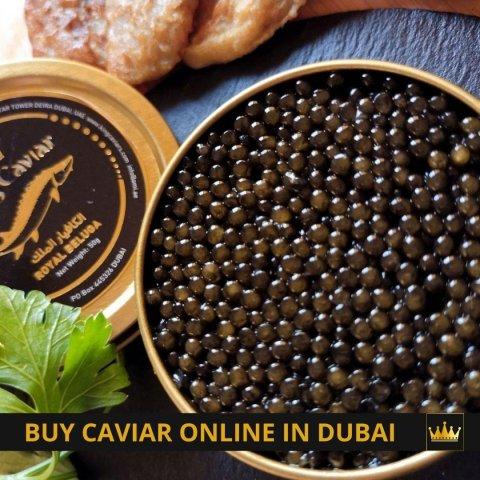 Caviar in Dubai