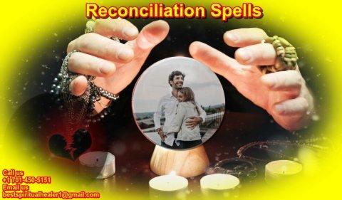Reconciliation Spells