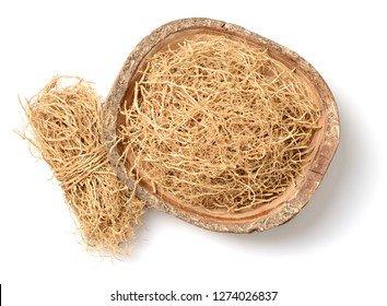 Vetiver, Chrysopogon zizanioides Roots