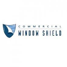 Commercial Window Shield