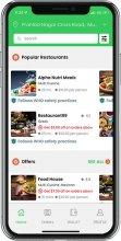 FoodPanda Clone App
