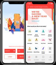 Handy Clone App