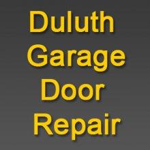 duluth repair broken overhead garage door springs
