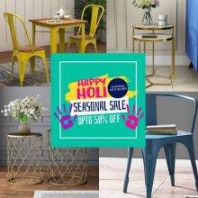 Buy Metal Furniture Online in India