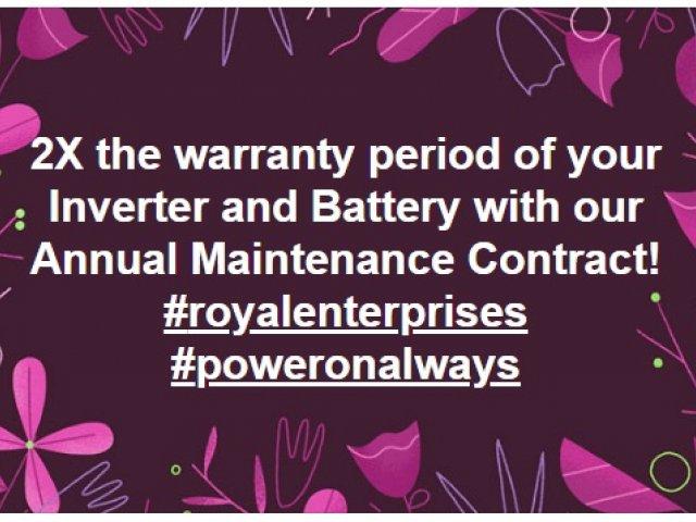 Royal Enterprises, Unisco, Alternate Power Solutions, Chennai, India